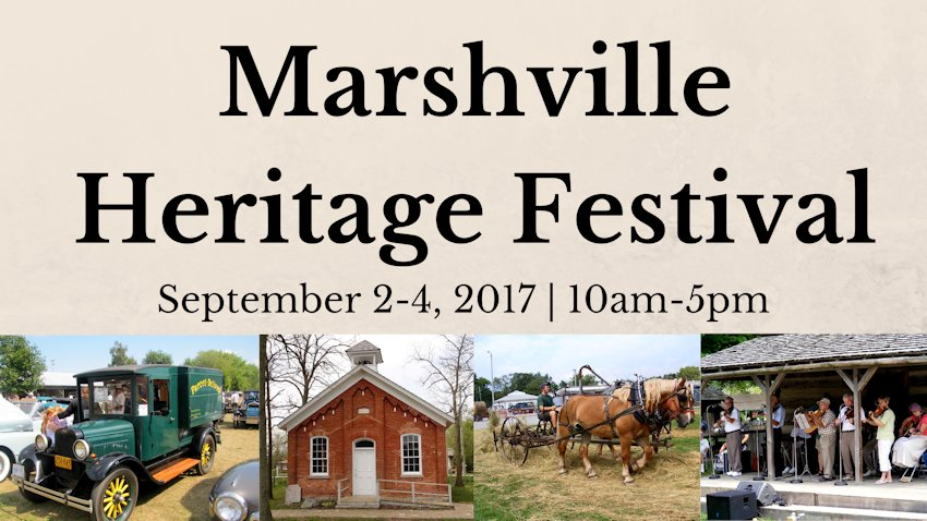 Marshville Heritage Festival