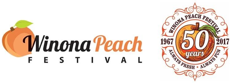 Winona Peach Festival's 50th Anniversary