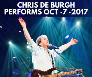 Chris De Burgh in Concert For You!