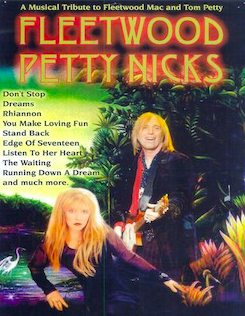 WIN Tickets to see the Fleetwood Petty Nicks Tribute Band!