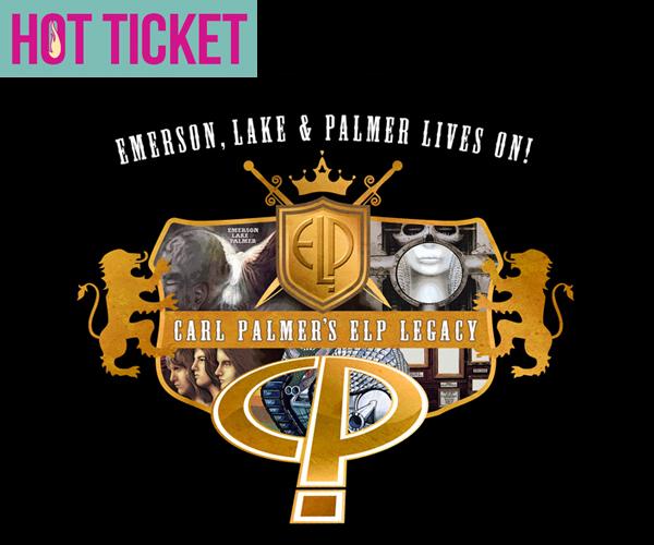 Carl Palmer – ELP Legacy Tour