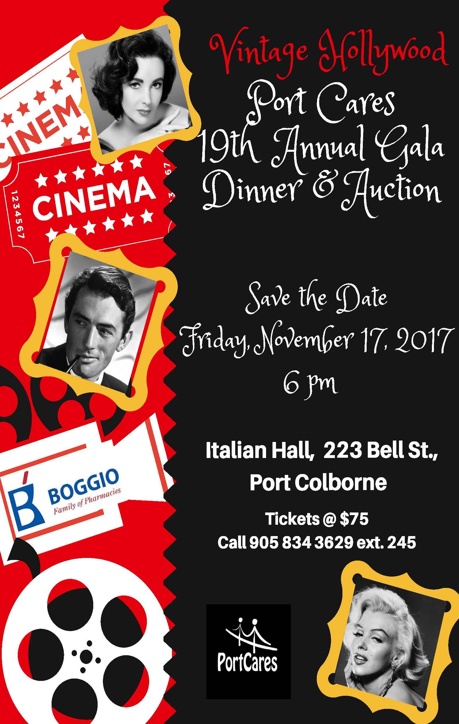 Port Cares Gala Dinner & Auction