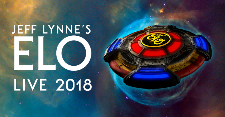 JEFF LYNNE'S ELO ANNOUNCES 2018 N.A. TOUR FIRST N.A. TOUR IN 30+ YEARS