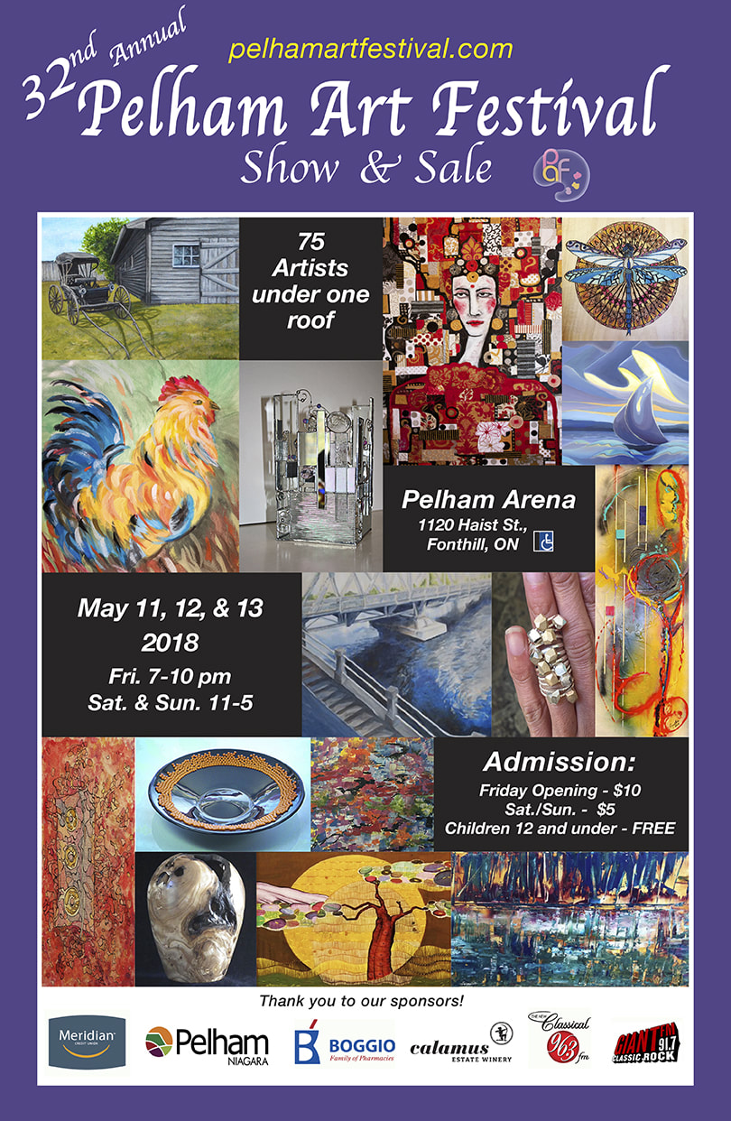 32nd Annual Pelham Art Festival