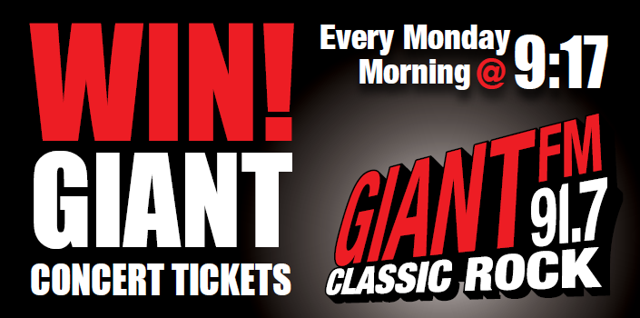 WIN GIANT Concert Tickets