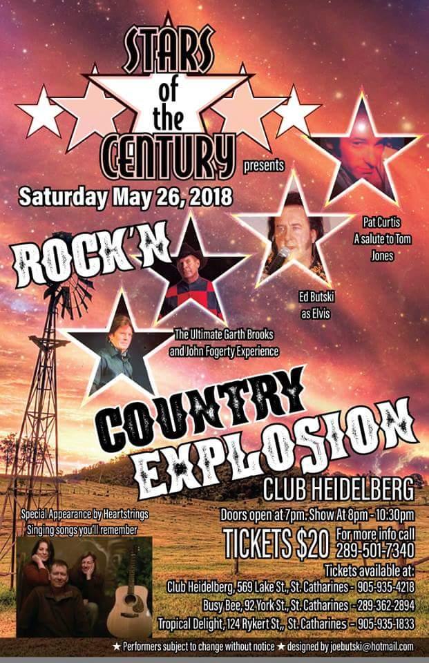 Stars of the Century