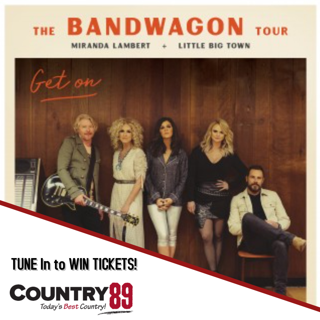 WIN tickets to see Miranda Lambert & Little Big Town!
