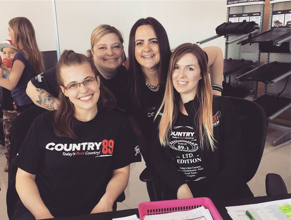 Country 89 Rewind Reverse Draw Party