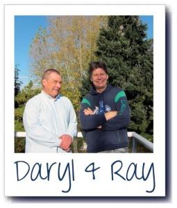 Polaroid - Daryl & Ray
