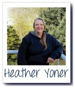 Polaroid - Heather