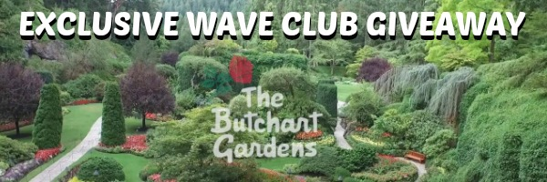 The Butchart Gardens WC