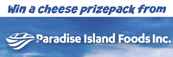 Paradise Island Cheese Prize Pack