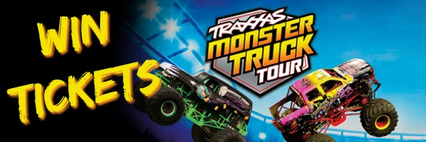 Win Tickets to Traxxas Monster Truck Tour