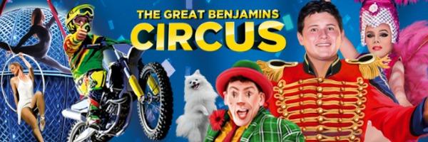 Great Benjamins Circus WC