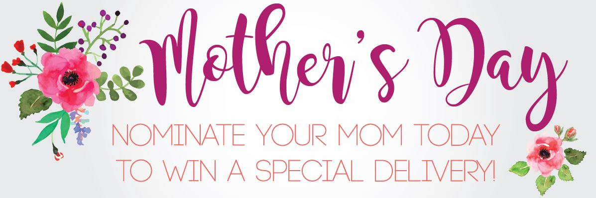 Mother's Day Nominate Page