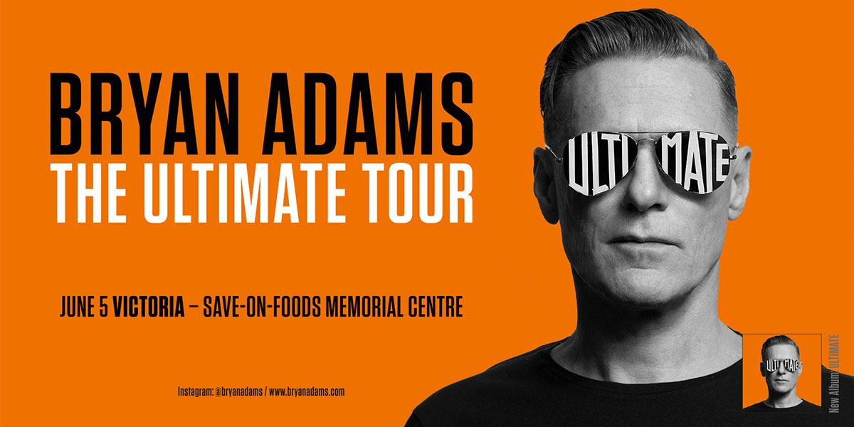 Bryan Adams: The Ultimate Tour