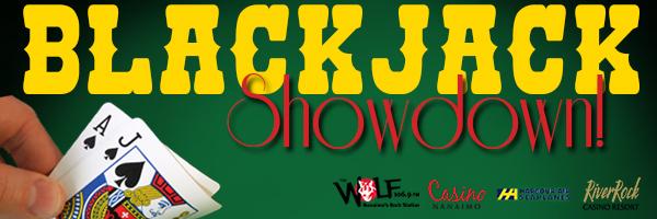 Blackjack Showdown!