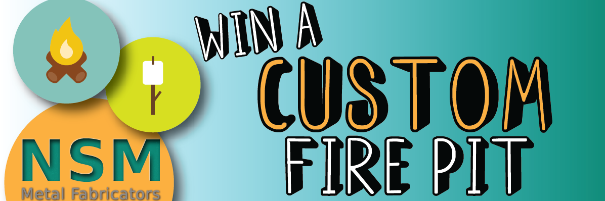Custom Fire Pit Giveaway!