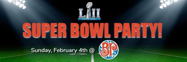 Celebrate the Super Bowl!