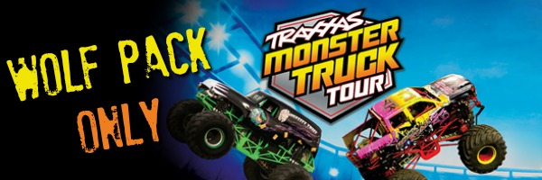 Wolf Pack TRAXXAS