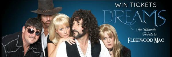 DREAMS – Ultimate Tribute to Fleetwood Mac