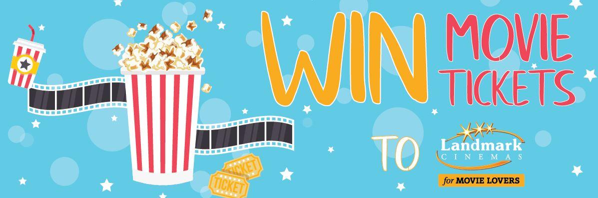 Landmark Movie Passes Giveaway!