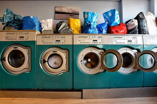 Comox Valley RCMP Investigate a Rash of Laundry Machine Thefts