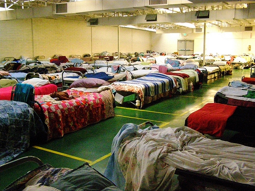 BC Government Funds Emergency Shelter Spaces