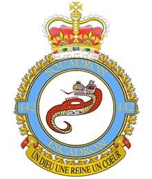 Comox's 442 Squadron Rescues Fissherman in Distress at Sea