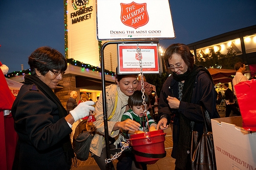 Christmas Kettle Campaign Underway