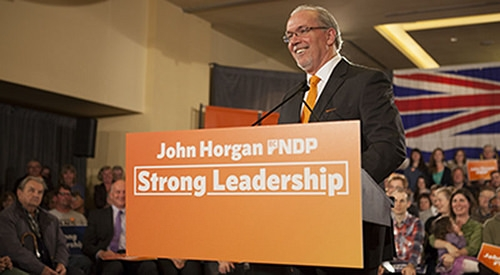 NDP Vows To Eliminate Political Donations