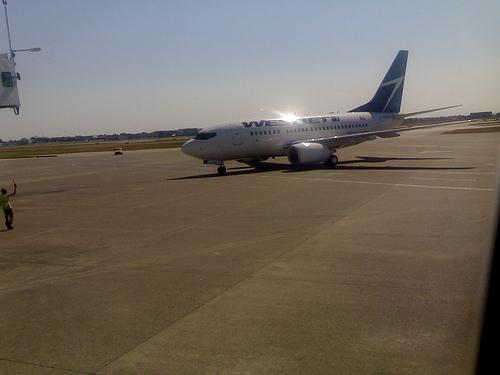 WestJet Emergency Landing