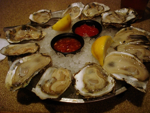 Fully Cook Oysters