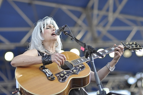 Emmylou Harris To Perform At MusicFest
