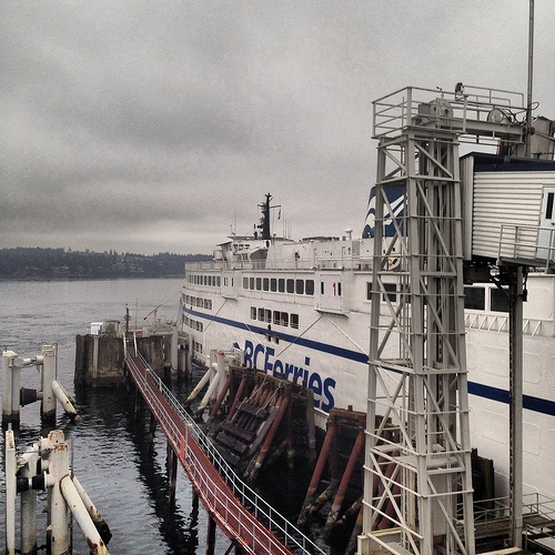 Ferry Up For Auction
