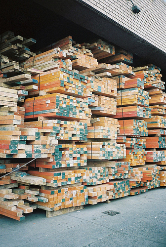 Working Towards New Softwood Lumber Deal