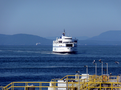 BC Ferries Cancelled Sailings