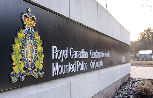 RCMP Probe Shooting in Courtenay