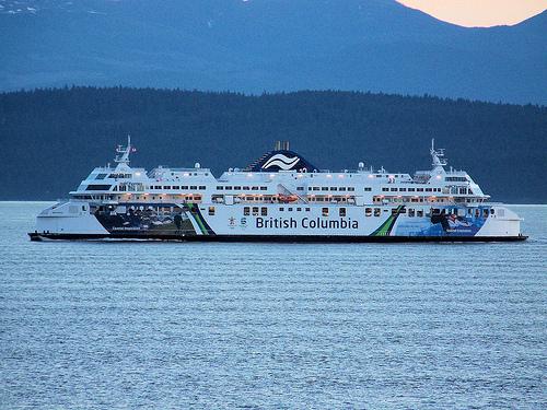 BC Ferries Summer Savings