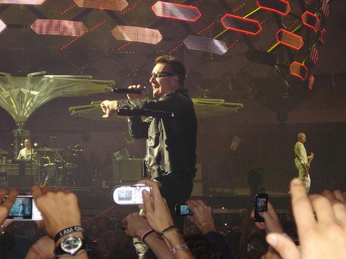 U-2 Vancouver Concert