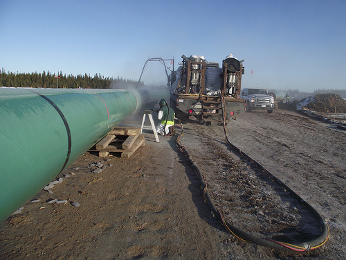 BC Election-Kinder Morgan Pipeline