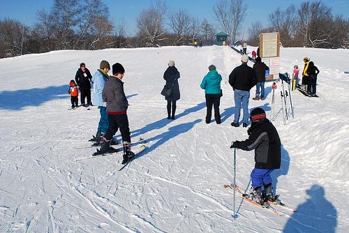 Record Ski Season