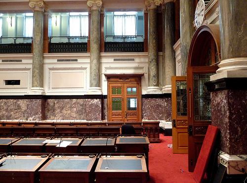 BC Legislature Speaker