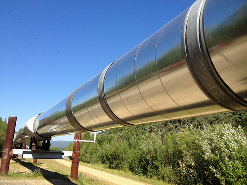 BC-Trans Mountain Pipeline