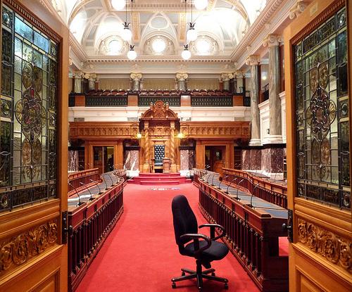 Liberal and NDP Members Sworn In