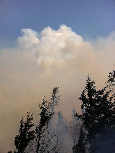BC Wildfires-Smoke