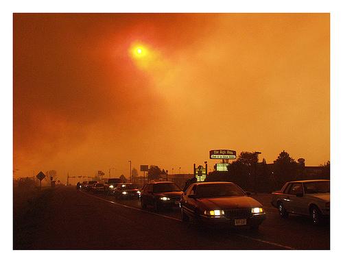 BC Wildfires-Evacuees