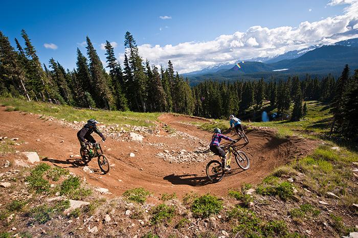 Mt Washington Bike Park