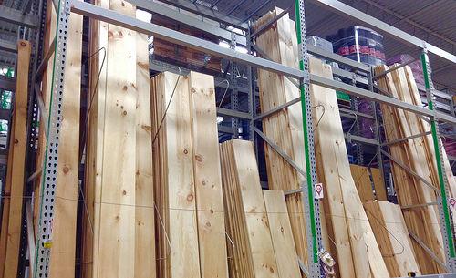 Softwood Lumber Dispute