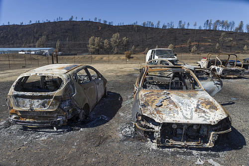 BC Wildfires-Insured Damage